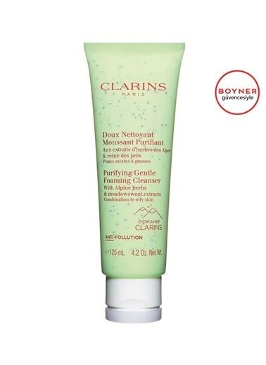 Clarins Clarins Purifying Gentle Köpük Temizleyici 125 ml  Renksiz